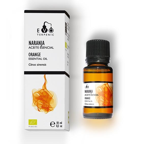 Aceite Esencial Terpenic Naranja Dulce 10ml