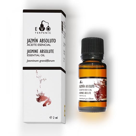 Aceite Esencial Terpenic Jazmin Absoluto 2ml