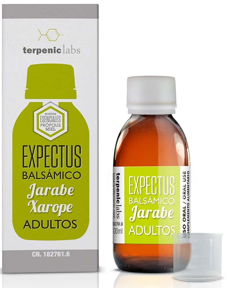 TERPENIC JARABE EXPECTUS ADULTOS 100 ML