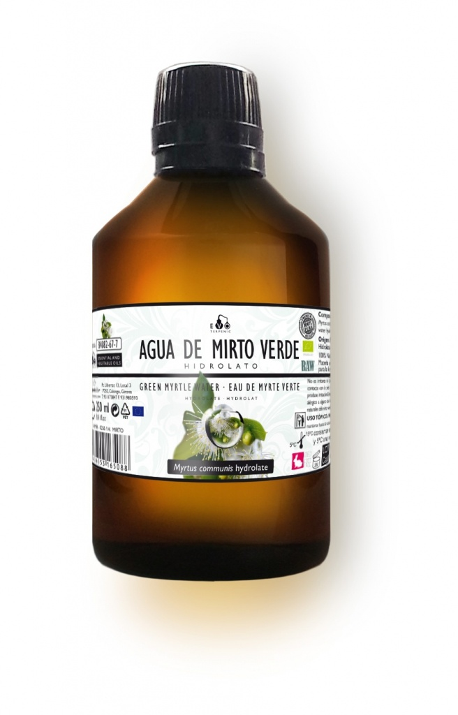 Hidrolato oral bio mirto verde 250ml