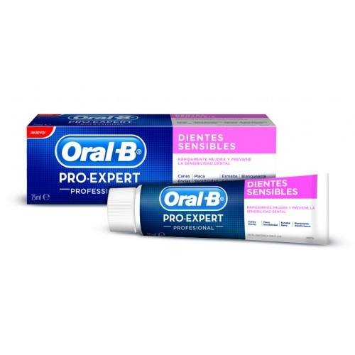 Oral-B pasta pro expert sensitive 125 ml
