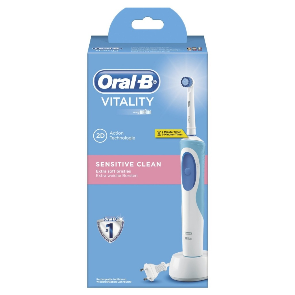 Oral-B cepillo electricovitality sensitive clean