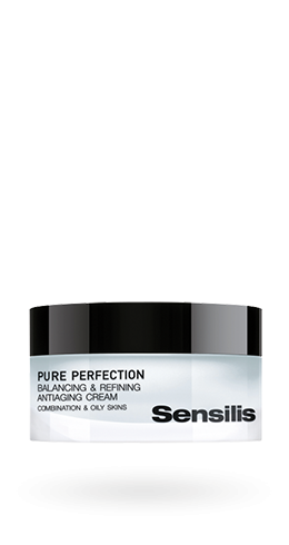 Sensilis Pure Perfection crema antiedad equilibrante  50 ml
