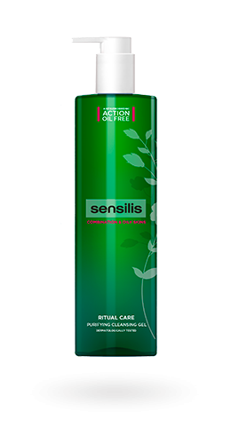 Sensilis Ritual Care gel purificante (NUEVO) 400 ml