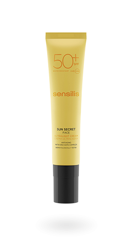 Sensilis Sun Secret crema ultraligera SPF50 40 ml
