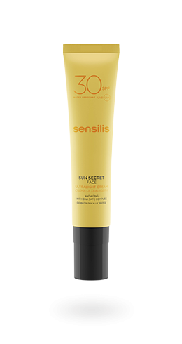 Sensilis Sun Secret crema ultraligera SPF30 40 ml