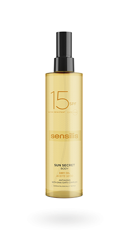 Sensilis Sun Secret aceite seco SPF15 200 ml