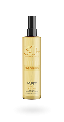 Sensilis Sun Secret aceite seco SPF30 200 ml