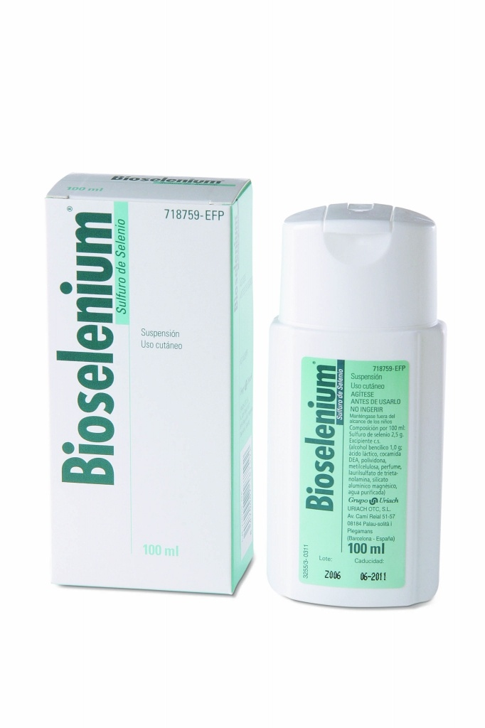 Bioselenium 25 mg/ml suspensión 100 ml