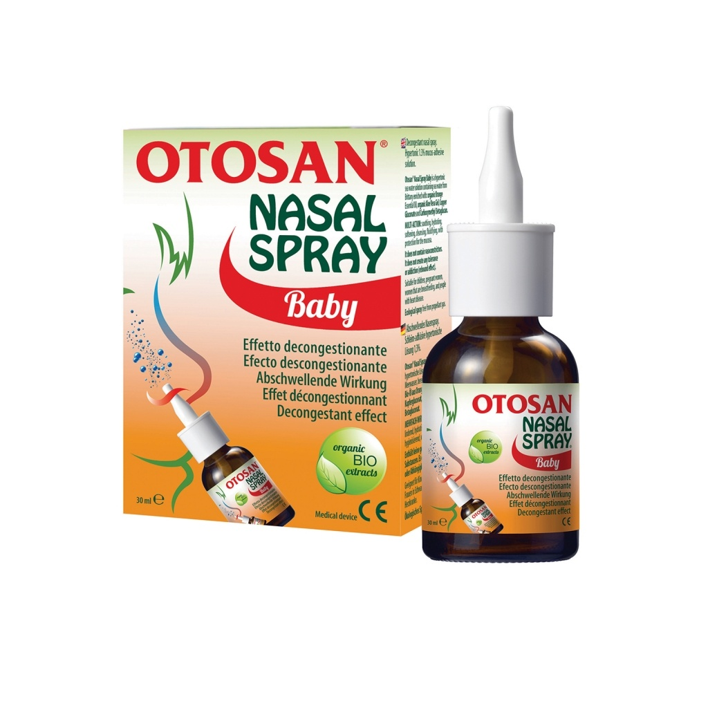 Otosan Nasal Spray Baby 30 ml