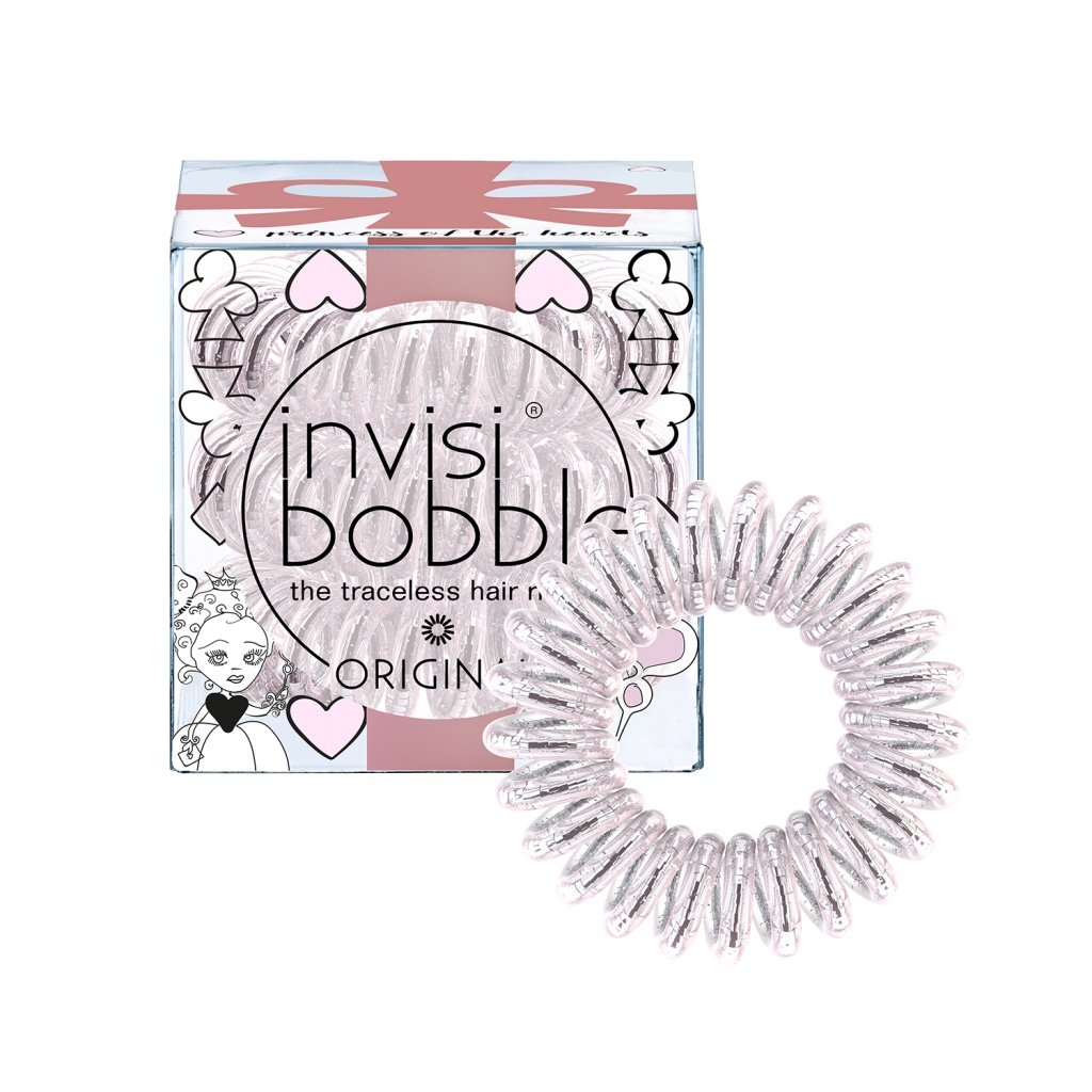Invisibobble I Live in Wonderland Original Princess of the Hearts