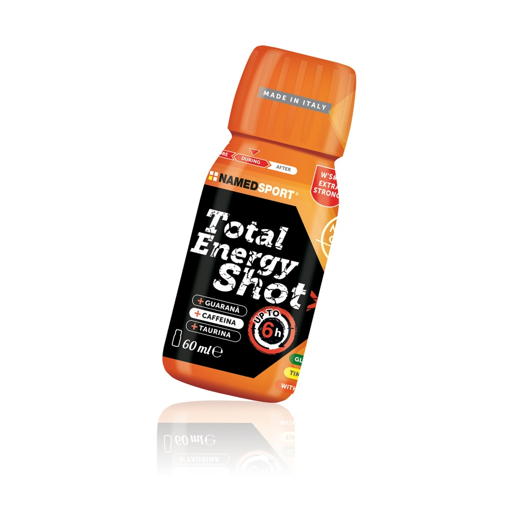 NamedSport Total 6 Hours Energy Shot 60 ml