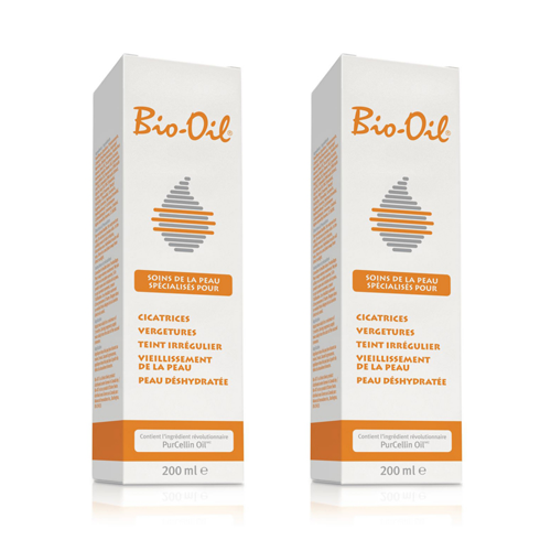 Pack duo Bio Oil 200 ml promo 50% 2ª ud