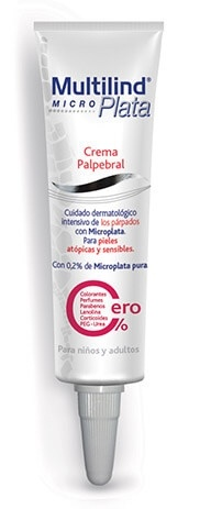 Multilind 0,2% Microplata Párpado 15 ml