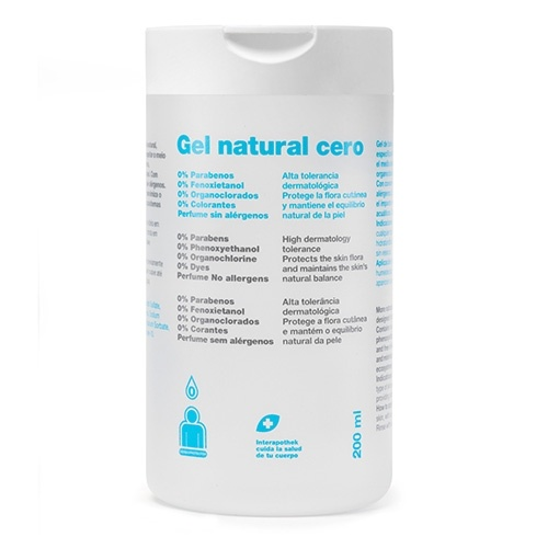 Interapothek Gel natural cero 200 ml