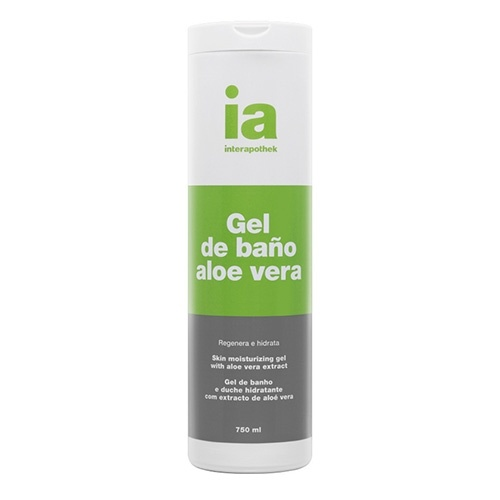 Interapothek Gel Aloe vera 750 ml