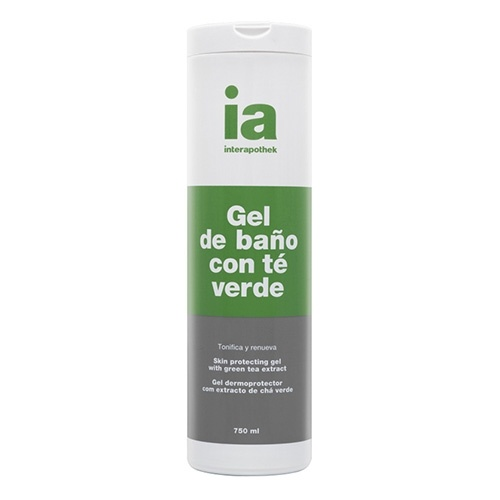 Interapothek Gel Té verde  750 ml