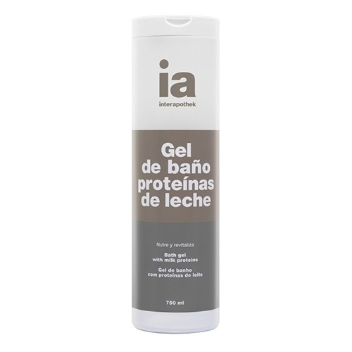 Interapothek Gel Proteínas de leche 750 ml