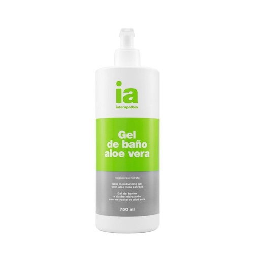 Interapothek Gel Aloe vera 750 ml dosificador