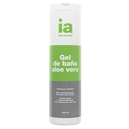 Interapothek Gel Aloe vera 1000 ml