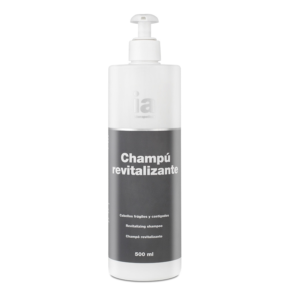 Interapothek Champú Revitalizante 500 ml
