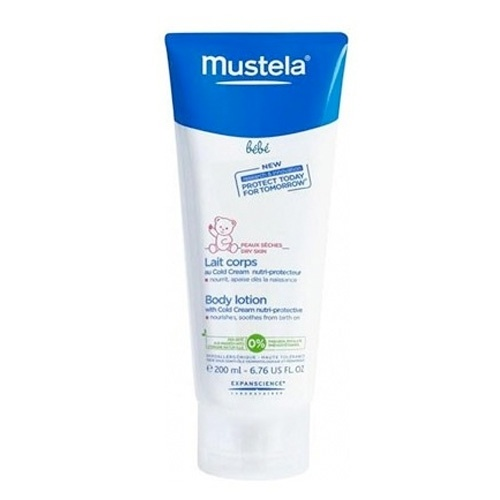 Mustela Cold Cream Leche Corporal 200 Ml