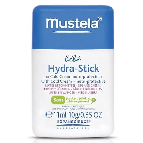 Mustela Cold Cream Stick Nutritive 9,2 G