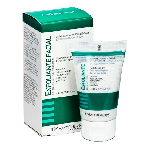 Martiderm Exfoliante Facial Crema 50 Ml