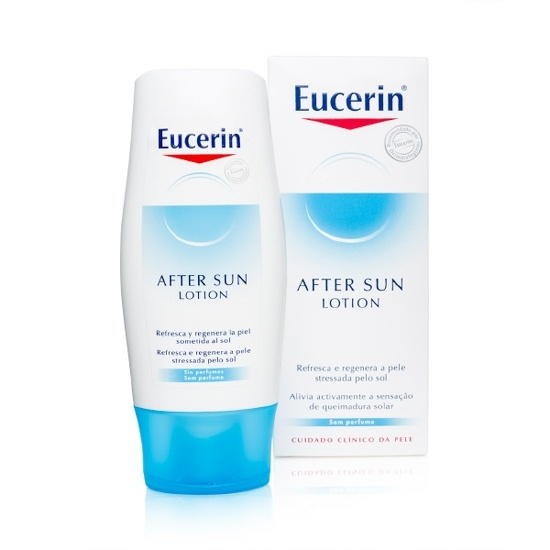 Eucerin After  Sun Loción 150 Ml