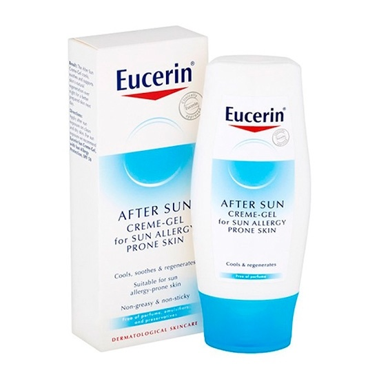 Eucerin Aftersun Gel-Crema Allergy 150 Ml