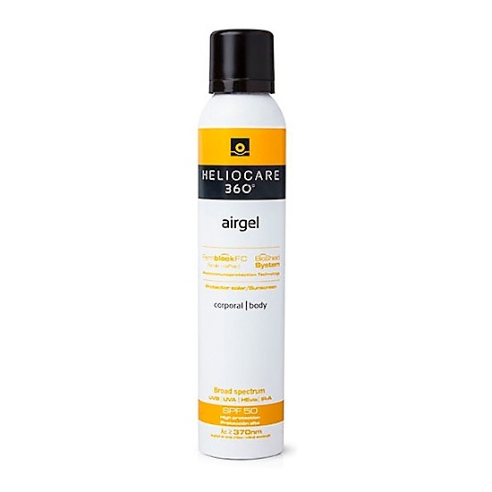 Heliocare 360º Airgel Spf50 Corporal 200 Ml