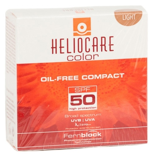Heliocare Compacto Oilfree Light F50 10 G