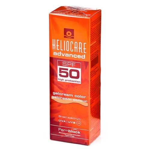 Heliocare Gelcream Color Brown Spf50 50 Ml
