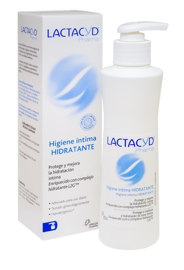 Lactacyd Pharma Hidratante 250 Ml