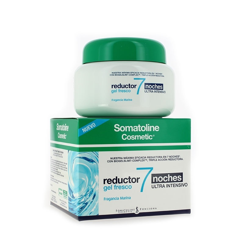 Somatoline Gel Reductor 7 Noches 400 Ml