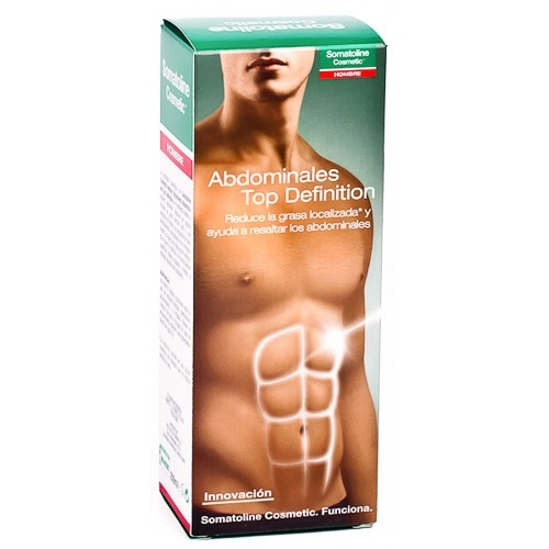 Somatoline Hombre Abdominales Top Definition Sport 200 Ml
