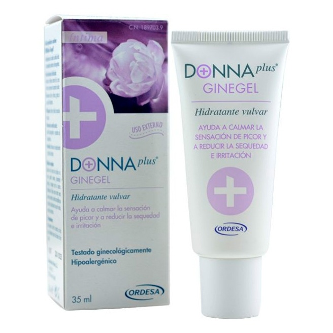 Donna Plus Ginegel 35 Ml