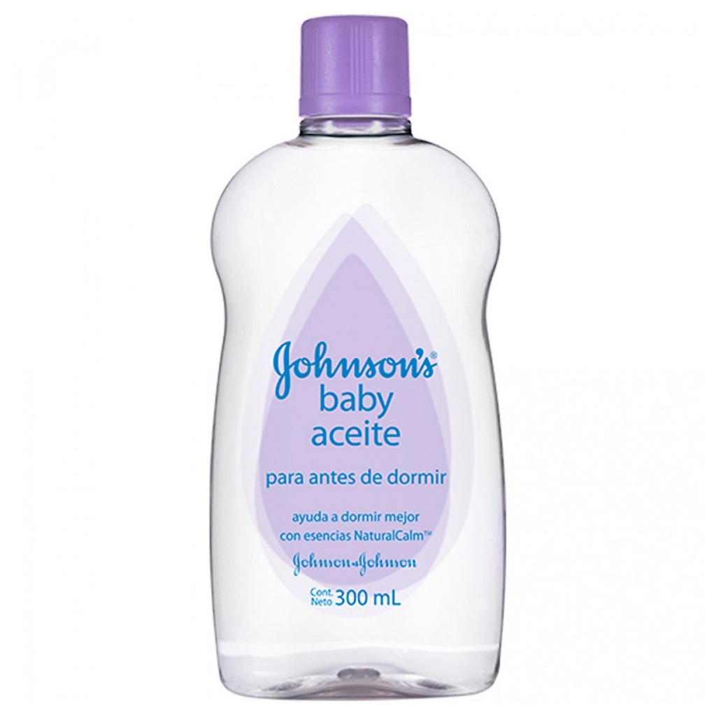 Aceite Johnson 300 Ml