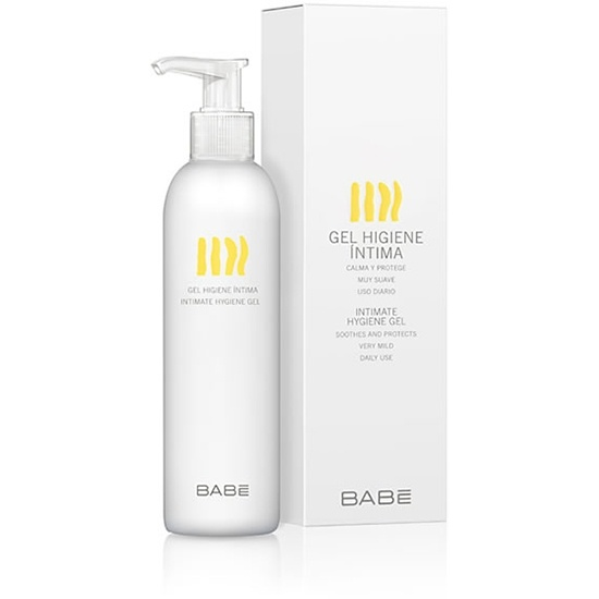 Babé Gel Higiene Intima 250 Ml