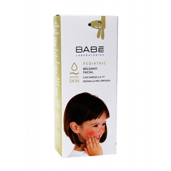 Babé Pediatric Bálsamo Facial Piel Irritada 50 Ml