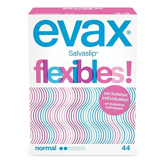 Evax Salvaslip Normal Fresh 40 Unidades