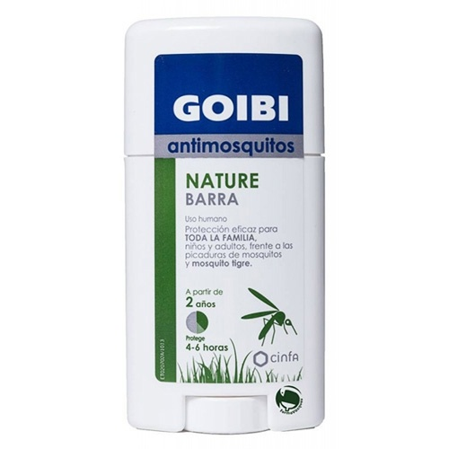 Goibi Antimosquitos Nature Barra 50 Ml
