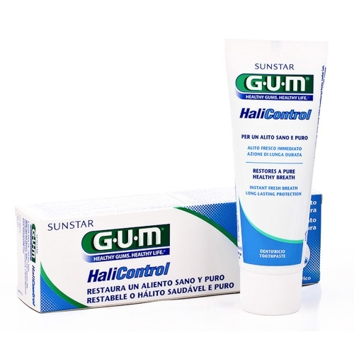 Gum Halicontrol Gel Dentífrico 75 Ml