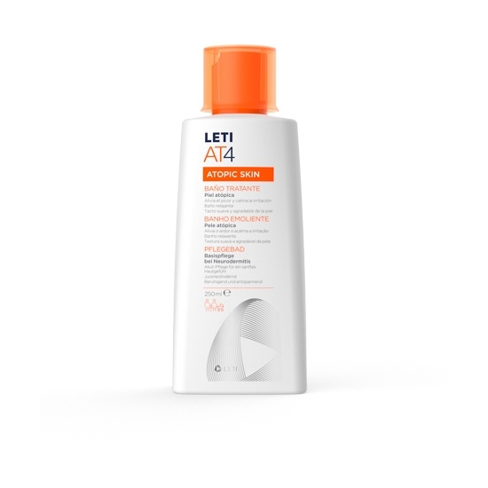 Leti At-4 Baño Tratante 250 Ml