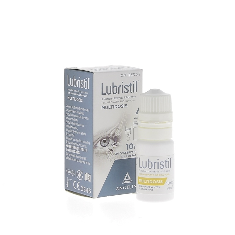 Lubristil Multidosis 10 Ml