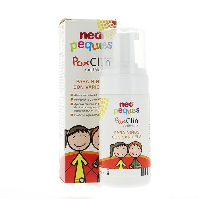 Neo Peques Poxclin 100 Ml Neovital