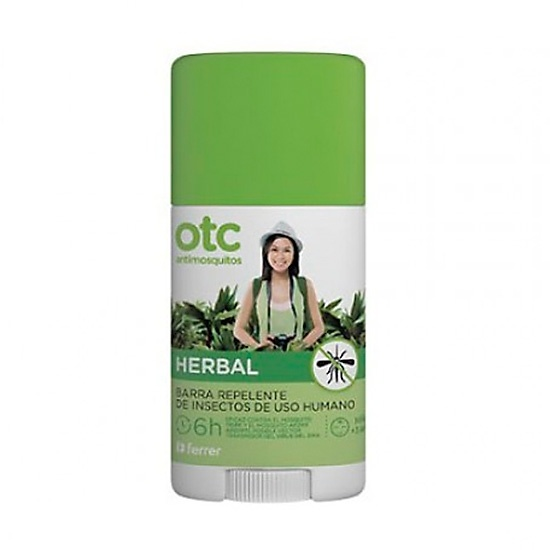 Otc Antimosquitos Herbal Barra 50 Ml