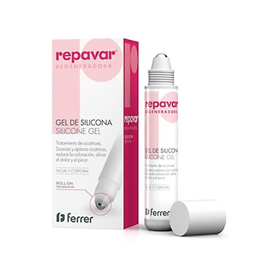 Repavar Regeneradora Gel Silicona Roll-on 20 ml