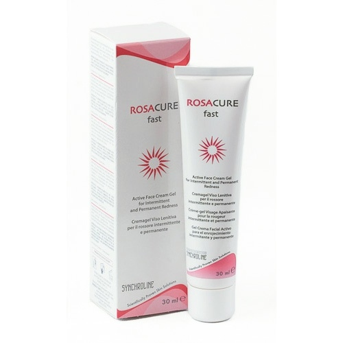 Rosacure Fast Gel Crema Facial 30 Ml
