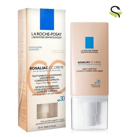 Rosaliac Cc Cream Roche Posay 50 Ml